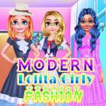 Modern Lolita Girly Fashion