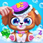 Newborn Puppy & Mommy Dog Pet Salon Doctor Daycare