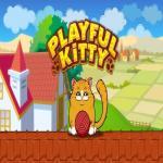 Playfull Kitty
