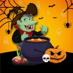 Witch Word:Halloween Puzzel Game